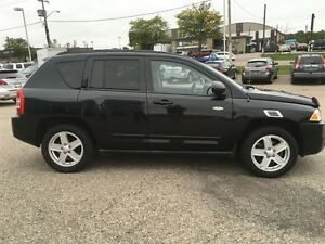 2010 Jeep Compass 4X4 ACCIDENT FREE SPORT/NORTH POWER PKG ALLOYS Kitchener / Waterloo Kitchener Area image 7