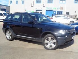 BMW X3 3.0 i Sport 5dr. 0% Deposit , FINANCE Available