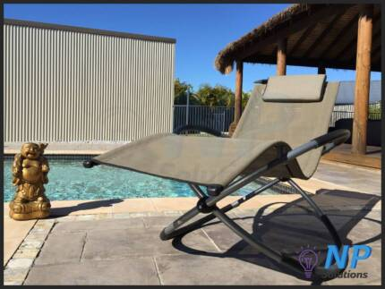 OUTDOOR SUN LOUNGE BEDS ROCKER DOUBLE & SINGLE SWING HAMMOCKS Narangba Caboolture Area Preview