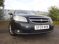 09 CHEVROLET EPICA 2.0 DIESEL,MOT MARCH 018,2 OWNERS,FULL HISTORY,2 KEYS,STUNNING FAMILY DIESEL CAR