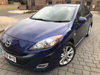 Mazda 3 2.0 Sport 5dr,2009,Hatchback,1 owner,serviced,hpi clear,2 keys,New Mot