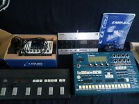 Studio Clearance (Yamaha, Focusrite, NI, FMR, Kenton)