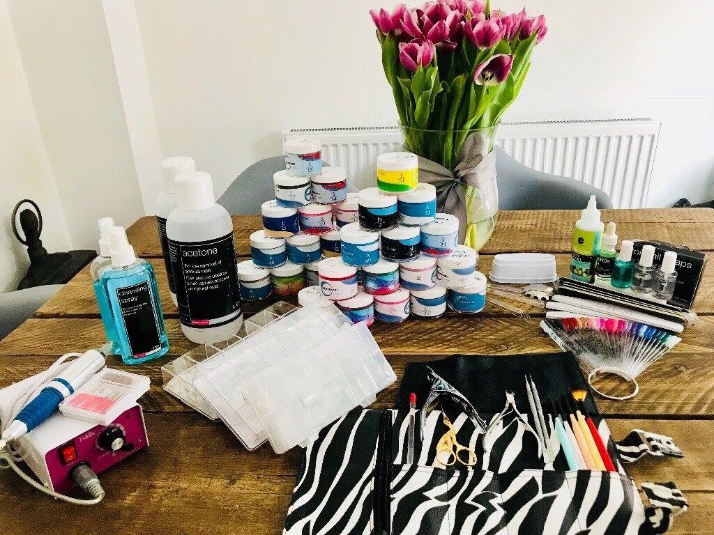 Nexgen Nail Acrylic Dip & Tip Kit | in Downham Market, Norfolk | Gumtree