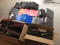 Job lot of ring folders - Home Office - Student