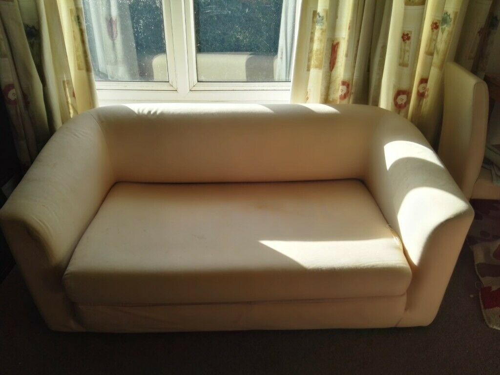 Preloved Sofa Bed To Go For Free