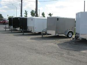 UTILITY TRAILERS, ENCLOSED CARGO TRAILERS, OPEN TRAILERS Oakville / Halton Region Toronto (GTA) image 5