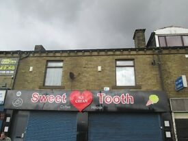 1 BED FLAT TO LET ON TONG ST BD4