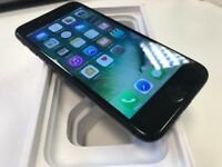 Apple iPhone 7 - 32GB - Black Edition - Vodafone Network - ONLY £245- Boxed -