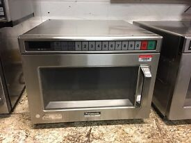 Panasonic Commercial Microwave NE1856 (2014 Model) 1800W