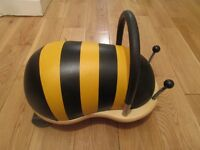 Wheely Bug Bee Children ride on toy - size small (1-3 years)