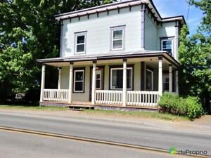137 000$ - Maison 2 étages à vendre à St-Boniface