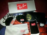 Ray Ban aviator sunglasses brand new