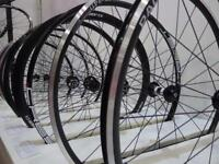 Repair and construction of bicycle wheels