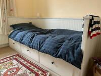 IKEA Hemnes Daybed 2 mattresses