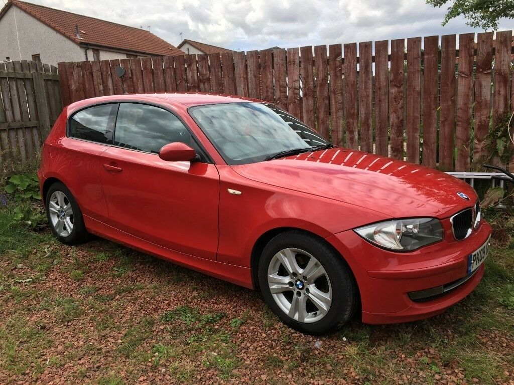Bmw 118 Se Diesel 2009 Red In Grangemouth Falkirk Gumtree