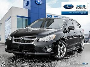 2012 Subaru Impreza 5Dr 2.0i Limited at Leather,Roof, Winters on