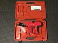 Tornado EXP 88 cartridge nail gun