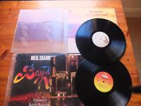 Collection of Neil Diamond vinyl LP's
