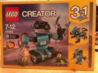 LEGO Creator 3in1 31062 Light brick