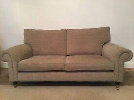 3 seater sofa large and 2 seater sofa medium
