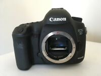 Canon 5D Mark 3 (mk3, mk iii) body only