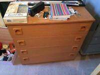 Chest of drawers FREE!