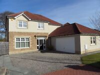 Large detached family home for sale.