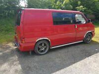 Vw t4 transporter dayvan