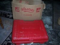Woseley Swift horse clippers USED