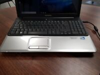 Laptop with 3GB Ram, 320GB HDD and webcam
