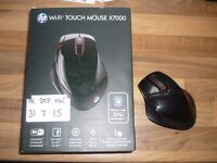 HP X7000 Wi-Fi Touch Mouse for Win 7 ONLY