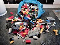 ## Lego ## LEGO mixed bag of parts for sets 1.6 Kg Kilo