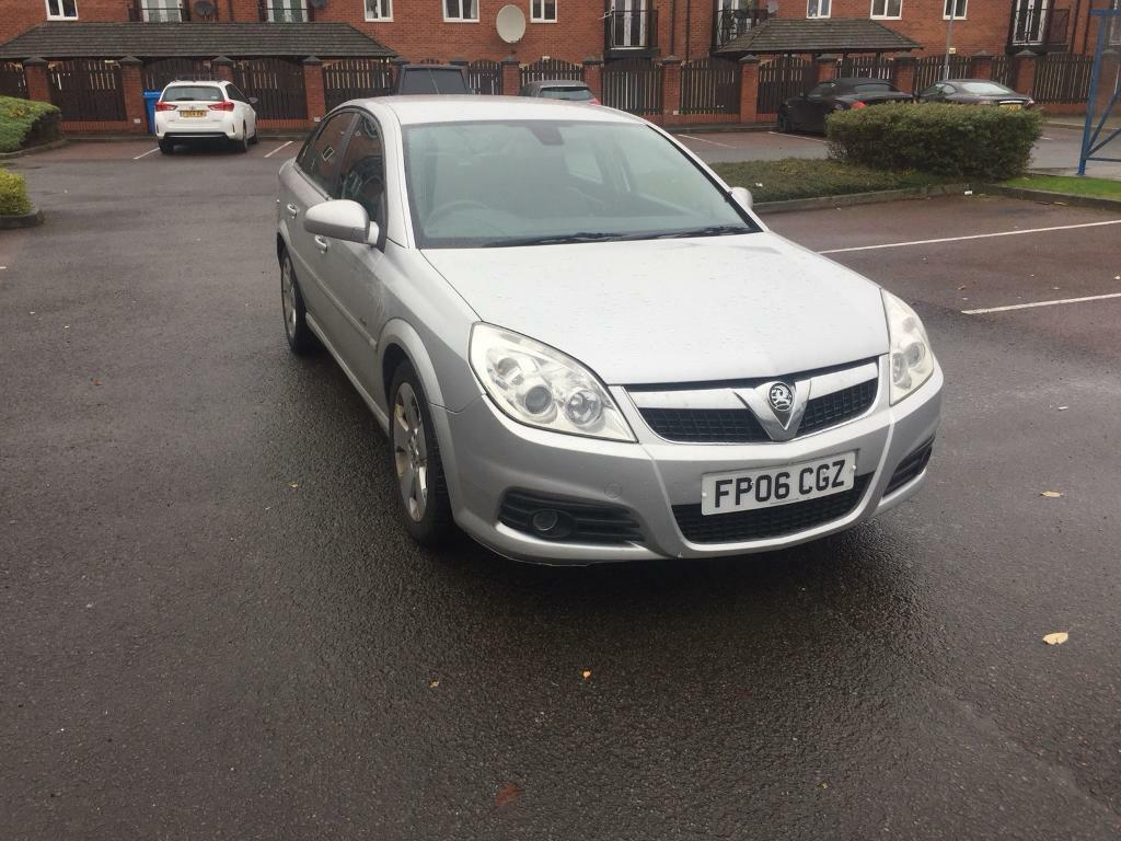 Vauxhall Vectra 1.9 cdti DIESEL ELITE AUTO SAT NAV LEATHER FULL SERVICE