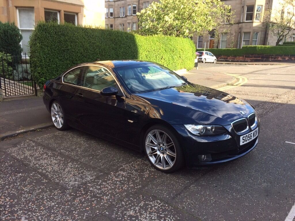 bmw e92 325i coupe sport auto 2dr price drop in meadows edinburgh gumtree. Black Bedroom Furniture Sets. Home Design Ideas