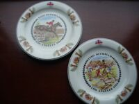 COLLECTABLE PLATES OLYMPIAD, LOS ANGELES 1984