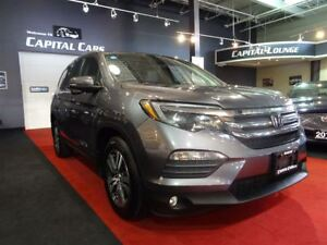2016 Honda Pilot EX-L / NAVIGATION / BACK UP CAMERA / 8 PASSENGE