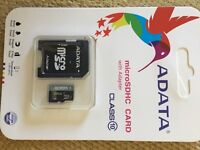 Class 10 , 256gb micro sd with adapter