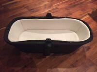 Silver Cross carrycot/bassinet for pram/pushchair/buggy