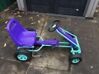 Original Kettcar Kettler GoKart gocart made in Germany in good condition Go cart Kart for 3 to 6