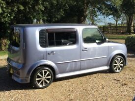 2004 Nissan Cube Cubic RIDER 1.4 16V Automatic 7 Seater - Part Ex Welcome