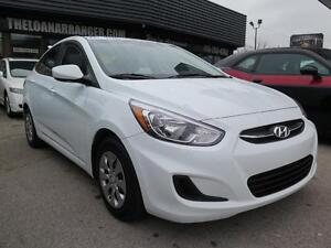 2015 Hyundai Accent GLS 4-Door 6A Cambridge Kitchener Area image 3