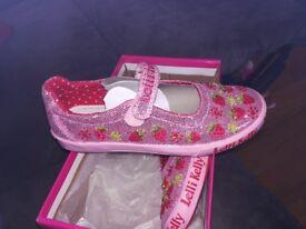 Lelli Kelly girls shoe.