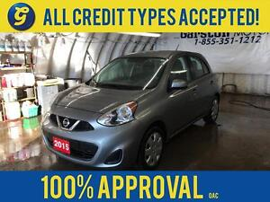 2015 Nissan Micra SV*BLUETOOTH PHONE*CLIMATE CONTROL*POWER WINDO