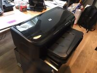 HP Officejet Wide Format Printer (A3 and all standard sizes) w/ paper