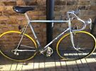 Raleigh Pulsar 12speed Fast Road Bike Large 60cm Shimano Gear Shifters Puncture Protection Tyres