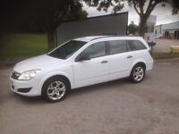 2008 DIESEL Vauxhall Astra 1.3 CDTi Estate 6 Speed Gearbox Silver Drives Great £1295
