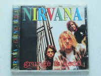 Nirvana - Grunge is Dead (CD)