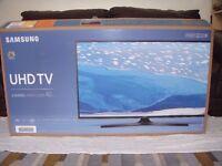 Samsung UE40KU6000 40 Inch Smart 4K Ultra HD LED TV with Freeview HD