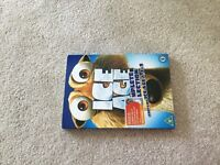 Ice age dvd box set 1-3, as new