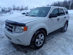 2012 Ford Escape XLT V6 4X4 CUIR TOIT OUVRANT